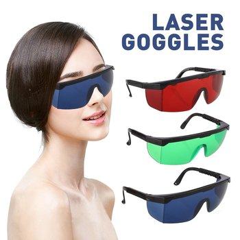Occhiali Di Protezione Laser Per IPL/E-luce OPT Punto Di Congelamento Di Rimozione Dei Capelli Occhiali Di Protezione Universale Occhiali Eyewear