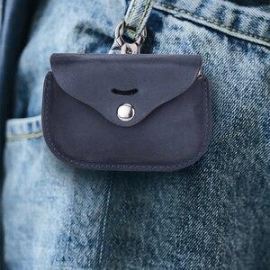 Image 4 - Роскошная сумка для SONY AirPods, Bluetooth, беспроводные наушники, кожаный чехол, чехол для Sony, чехол, чехол для зарядного устройства, чехол s