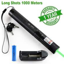 Grün Laser Anblick Laser Ladung laser 303 Pointer Licht 532nm 5mw High Power Gerät Lazer Stift