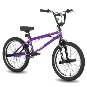 цена на 5 Color Russian warehouse 20'' BMX Bike Freestyle Steel Bicycle Bike Double Caliper Brake Show Bike Stunt Acrobatic Bike