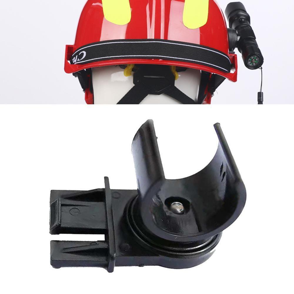 Тактический шлем фонарик держатель черный фонарик стенты открытый альпинизм F2 шлем фонарик держатель головной убор аксессуары