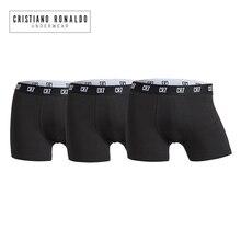 2020 Populaire Merk Heren Boxer Shorts Ondergoed Cristiano Ronaldo CR7 Kwaliteit Katoen Sexy Onderbroek Pull In Mannelijke Slipje