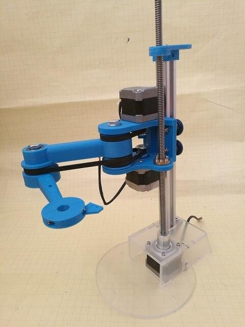 Ensemble de conformité sélective pour imprimante 3D bras Robot XYZ axe Scara manipulateur Structure modèle bricolage Kits