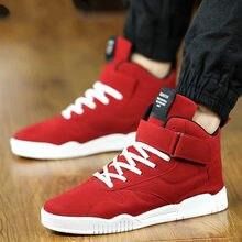 Venda quente dos homens sapatos casuais tênis de inverno para absorção de choque masculino alta qualidade moda plana barato zapatos