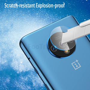 Image 5 - Tempered Glass For OnePlus7 7T OnePlus6 6T OnePlus5 5T lens film Screen Protector Toughened Film and lens film
