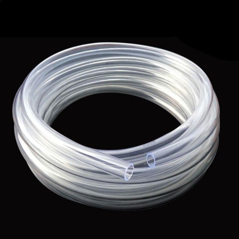 1 Meter 4mm 6mm 8mm 10mm 12mm PVC Transparent Hose For Water Air Plumbing Materials Plastic Tube Water Tubing Pipe