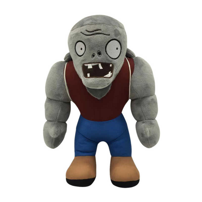 1Pcs Hot 32cm Plants Vs. Zombies Characters Around The Game Gargantuar Plush Toy Toll Toys For Kids