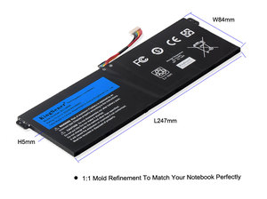 Image 4 - KingSener batterie AC14B8K pour Acer Aspire CB3 111, CB5 311, ES1 511, ES1 512, ES1 520, S1 521, ES1 531ES1 731, E5 771G, V3 371, V3 111