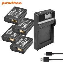 Аккумулятор powtree bld10e 1500 мА · ч батарея с ЖК экраном
