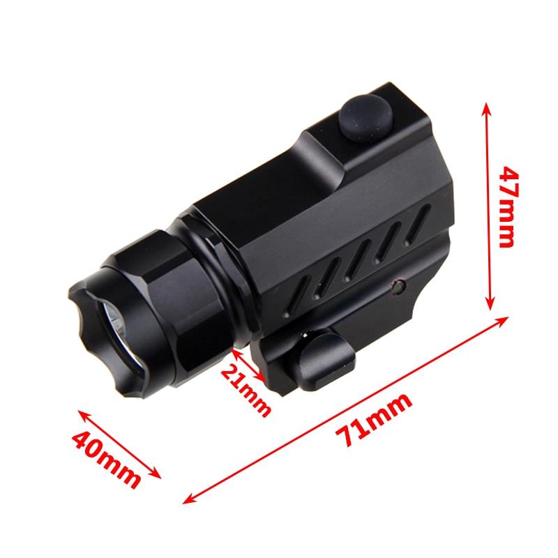 tatico caca lanterna com liberacao 20mm montagem 05