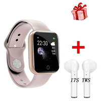 New I5 Women Waterproof Smart Watch P70 P68 Bluetooth Smartwatch For Apple IPhone Xiaomi Heart Rate Monitor Fitness Tracker D20