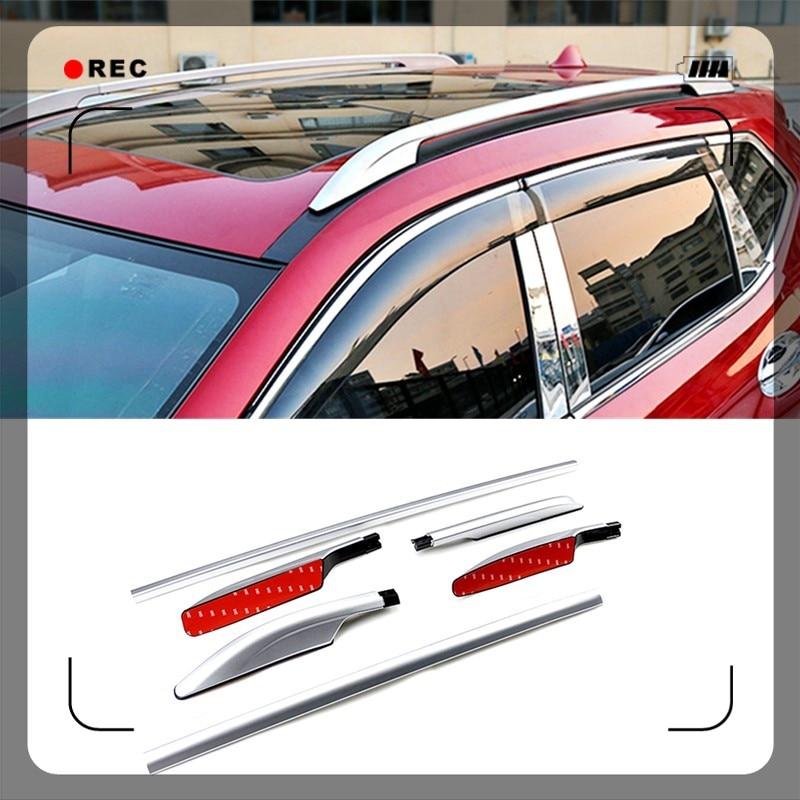 1Set Auto Part Car Roof Rack Bar Fit For Nissan X-Trail 2008-2016