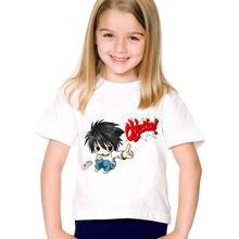 Забавные футболки с короткими рукавами для детей футболка девочек