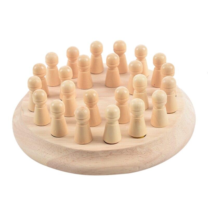 1 conjunto de madeira jogo de xadrez