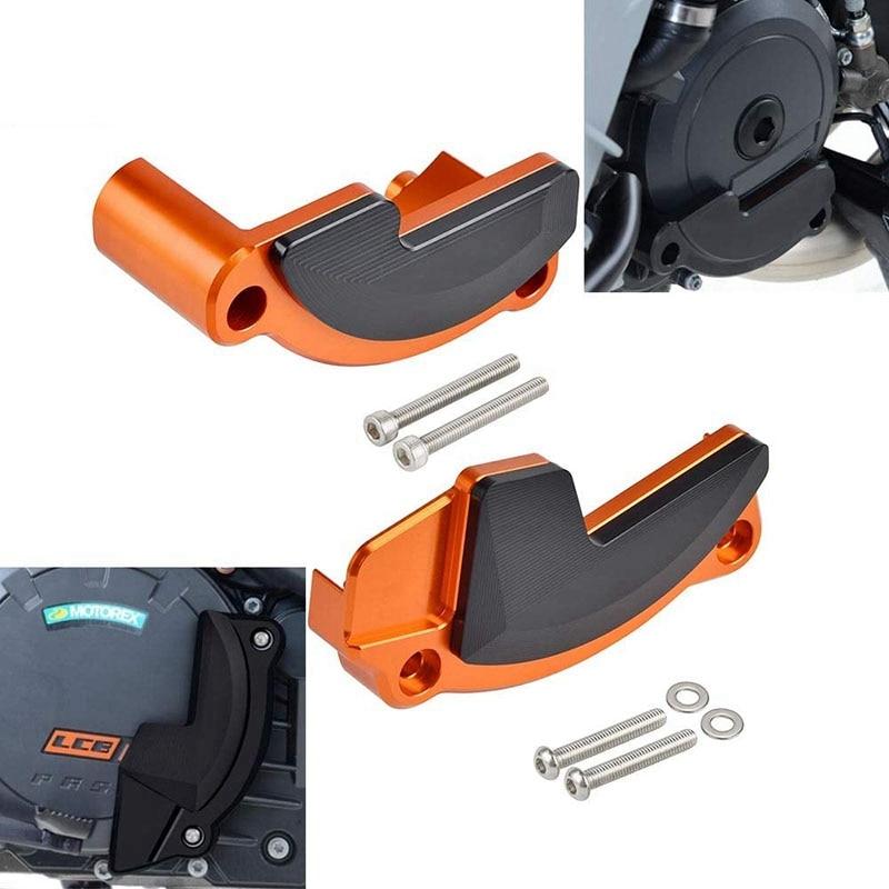 Motorcycle Engine Hood Slider Engine Protector for KTM 1290 Super Adventure 1090 1190 Adventure ADV 2015 - 2018