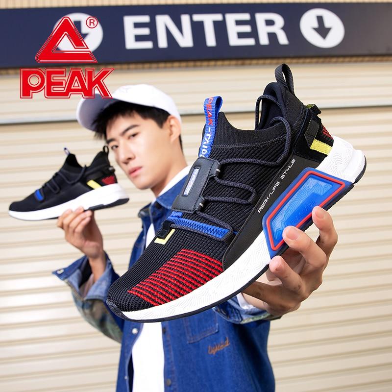 PEAK TAICHI Men Cushion Running Shoes