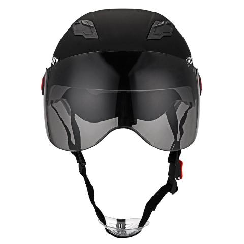 Cycling Helmet Half Open Face Motorcycle Helmets Road Bike Dual Lens Face Head Protective Gears Women/Men Multan