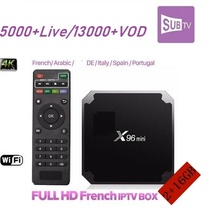 X96mini Android tv box 7.1.2 2G+16GB for smart tv