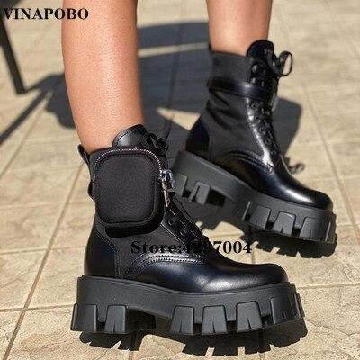 Купить женские ботинки в байкерском стиле на Алиэкспресс