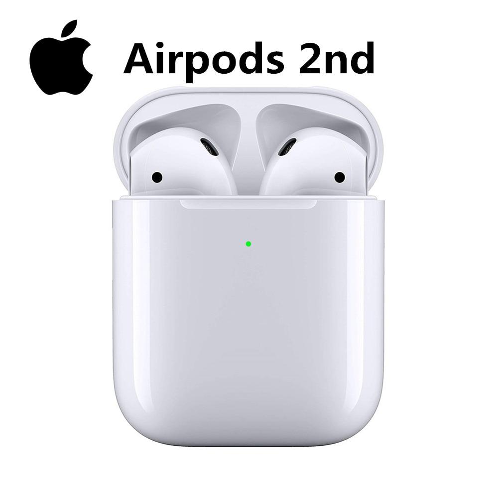 Apple Airpods Wireless Charging Case 2nd Generation Earphones