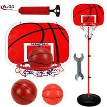 Детский Регулируемый Баскетбол комплект задняя доска Стенд Игрушка