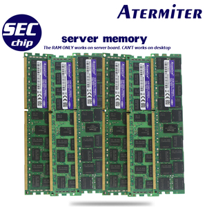 Image 5 - HUANAN ZHI X79 ZD3 Motherboard M.2 NVME MATX With Intel Xeon E5 2650 V2  2.5GHz CPU 4*4GB = 16GB DDR3 1866MHZ ECC/REG RAM