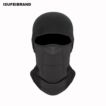 TH05 Winter Thermal Fleece Ski Mask Full Face Cover Snowboard Hood Scarfs Outdoor Sport Windproof Cycling Headgear Balaclava windproof winter ski snowboard balaclava thermal men women fleece cycling face mask bike bicycle sport mask