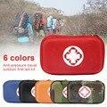Tragbare Außen Erste-hilfe-Kit Tasche Notfall Medizinische Überleben Behandlung Rettungs Leere Box Eyeful Oxford Fall für Home Camp Reise