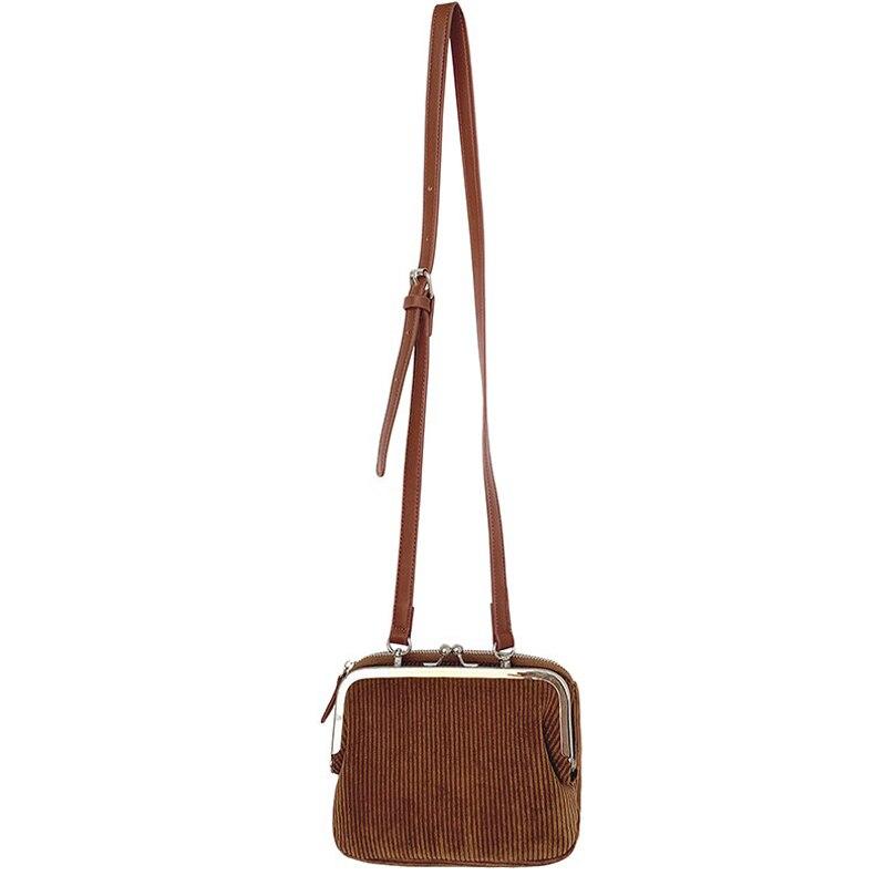 2020 New Winter Mini Bags Clip Bag Women Crossbody Shoulder Bag Ladies Small Clutch Bag Evening Bag Wrist Purse Brand Handbags
