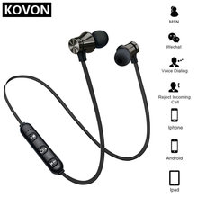 Wireless Bluetooth Earphone In-ear Headphone Sport Headset Hand Free In-line Microphone for Android and Iphone 1more triple driver in ear earphone with in line microphone and remote e1001