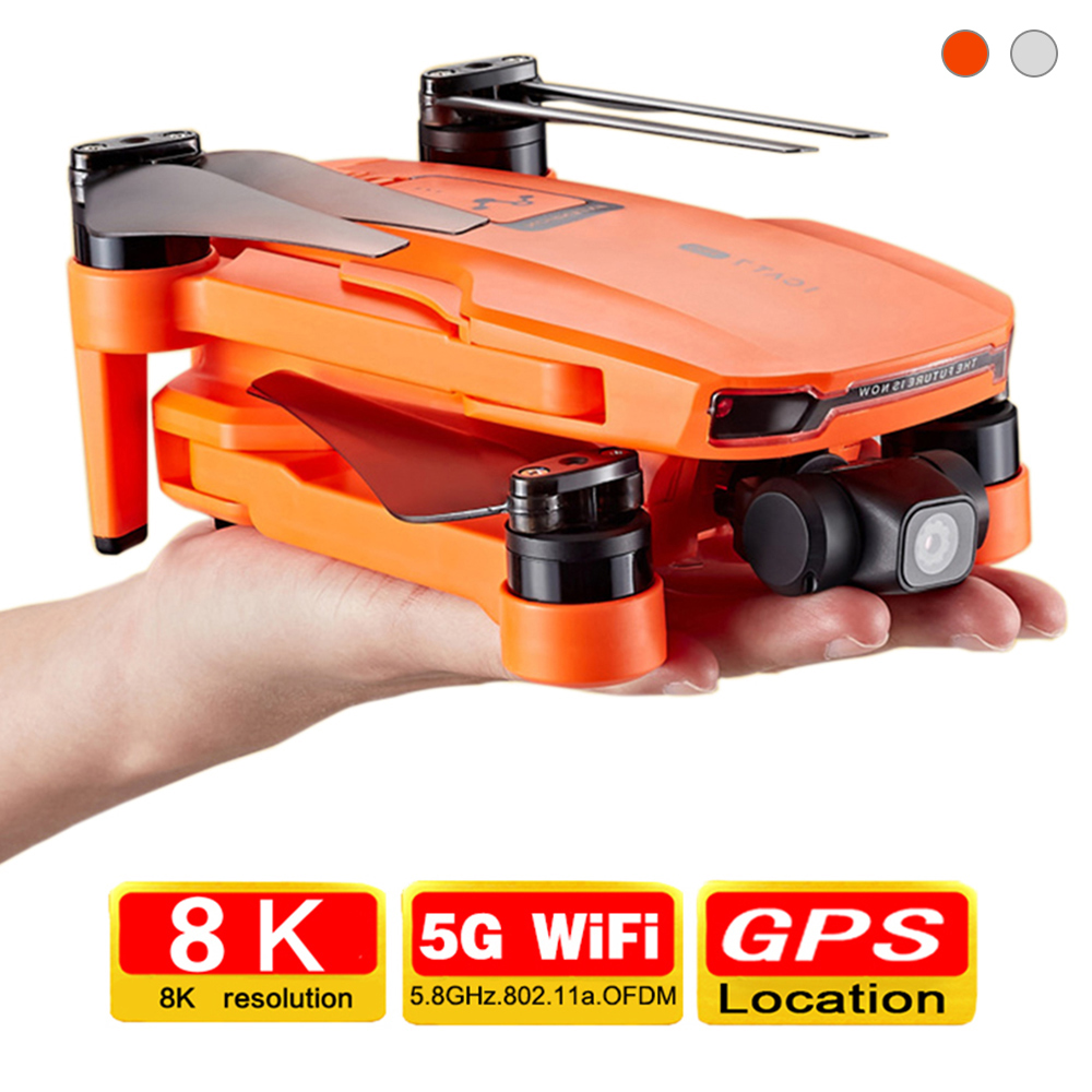 lowest price ICAT7 Drone 4k 8k GPS 5G WiFi Two Axis Gimbal Camera 2 4GHz Brushless Motor Supports TF Card Flight For 25 Min VS sg906 pro