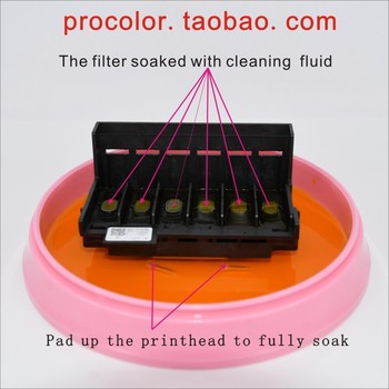 Printhead Cleaning liquid Tool Clean Cleaner part for EPSON EP-707A EP-708A EP-777A EP-807AB EP-807AR EP-807AW EP-907F printer фото