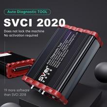 FVDI ABRITES Commander Автомобильный ключ программист коррекция пробега OBD2 сканер для VAG для Benz для Suzuki/Daihatsu SVCI