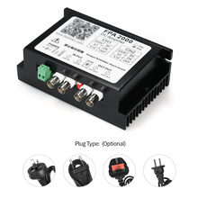 50W Signal Booster Dual-channel Power Amplifier DC Single Power Supply For Any Signal Generator Amplify 2 Signal At Same Time cardone 54 71033 remanufactured power brake booster