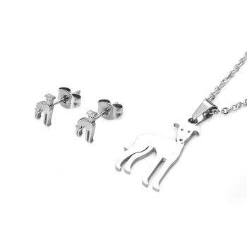 Dog Necklace Set 6