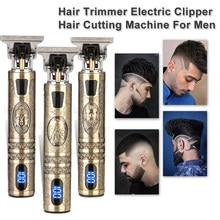 Tondeuse à cheveux électrique pour hommes, rasoir professionnel, barbier 0mm, Machine de coupe de cheveux pour hommes, Style de coupe de cheveux, 2021
