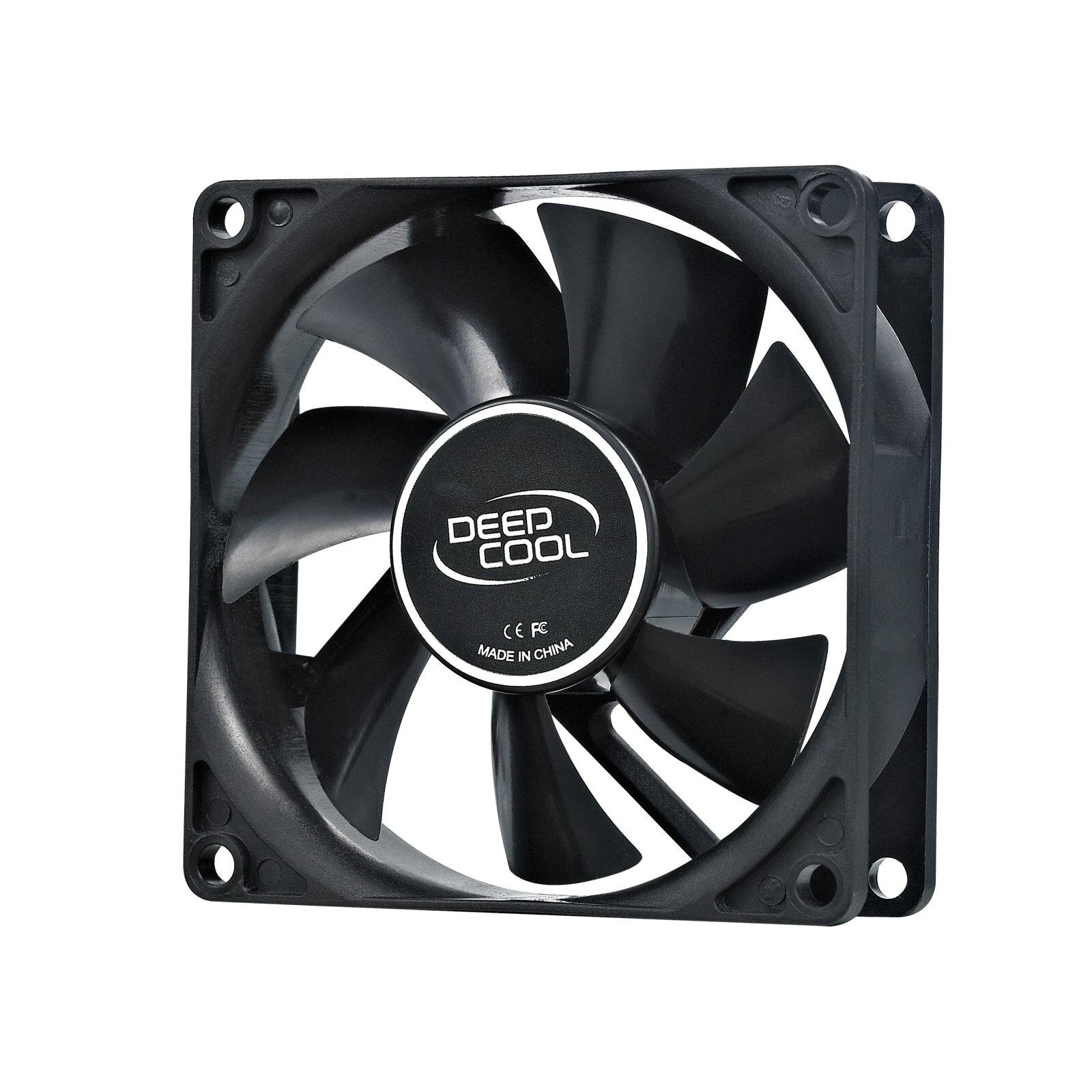 Вентилятор Deepcool XFAN 80|Комплектующие для ремонта ноутбуков|   | АлиЭкспресс