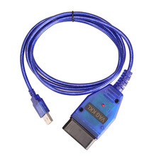 """VAG COM 409.1 Vag Com 409Com vag 409 קק""""ל OBD2 USB אבחון כבל עבור מכוניות עם USB וואו obd obd2 אבחון כלי"""