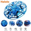 Mini Helicopter UFO RC Drone Infraed Hand Sensing Aircraft Electronic Model Quadcopter flayaball Small drohne Toys dropshipping