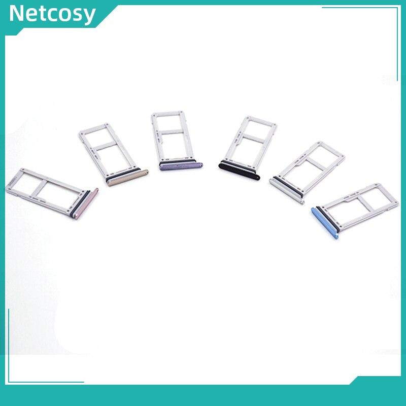 For Samsung S8 G950 S8 Plus G955 SIM Card Holder Slot Tray Container For Samsung S8 Card Hoder For Samsung Galaxy S8 S8 Plus