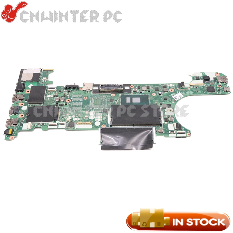 NOKOTION 01LV671 01AX963 01HX636 01LV672 01HX637 CT470 NM-A931 For Lenovo ThinkPad T470 Laptop Motherboard SR2ZU I5-7200U CPU