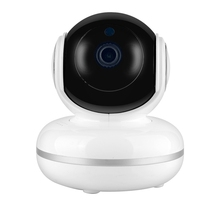 Tuya Smart Life WiFi Camera 2MP 1080P Home Security Mini Camera Night Vision Infrared Two Way Audio EU Plug