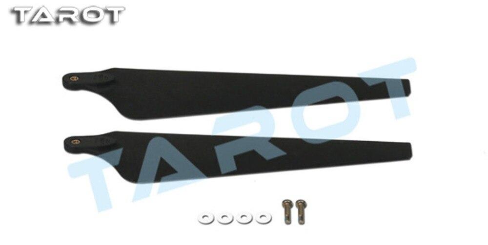 F11275 Tarot 1555 CCW Negative Props TL100D02 High Efficient Tarot Heli Propeller Accessory + FS