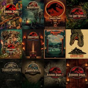 Jurassic Park Dinosaur world M