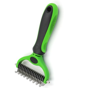 Double-edge Blade Cat Groomer  2