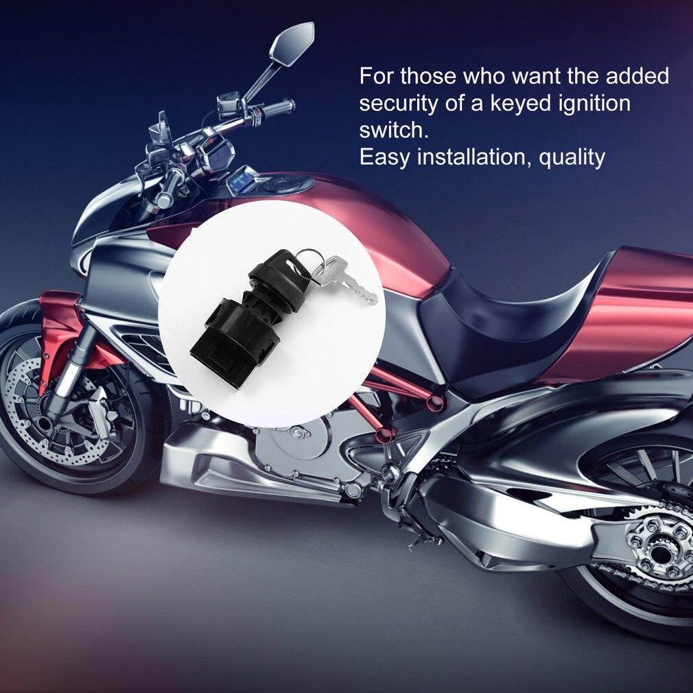 Ignition Key Switch Fits Polaris 4012165 4011002