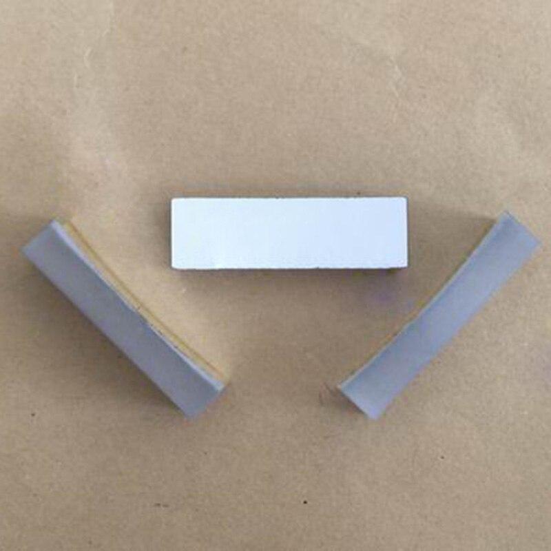 Verre optique Plano Concave miroir réfléchissant 25x30mm lentille négative R 200mm
