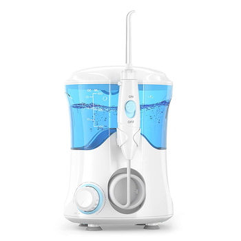 Oral Irrigator 7pcs Tips Dental Water Flosser Electric Cleaner Oral Hygiene Dental Water Flossing Tooth Care Clean For Family