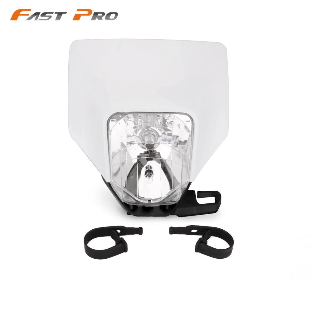 Motorcycle 2020 Headlight Headlamp Head Light Lamp For Husqvarna FC FE FX TC TE TX 125 250 300 350 450 501 FE250 FC250 TC250