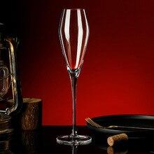 Glass Cocktail Goblet-Bar Drinking-Glasses High-Value Home-Wine Creative Crystal Sparkling